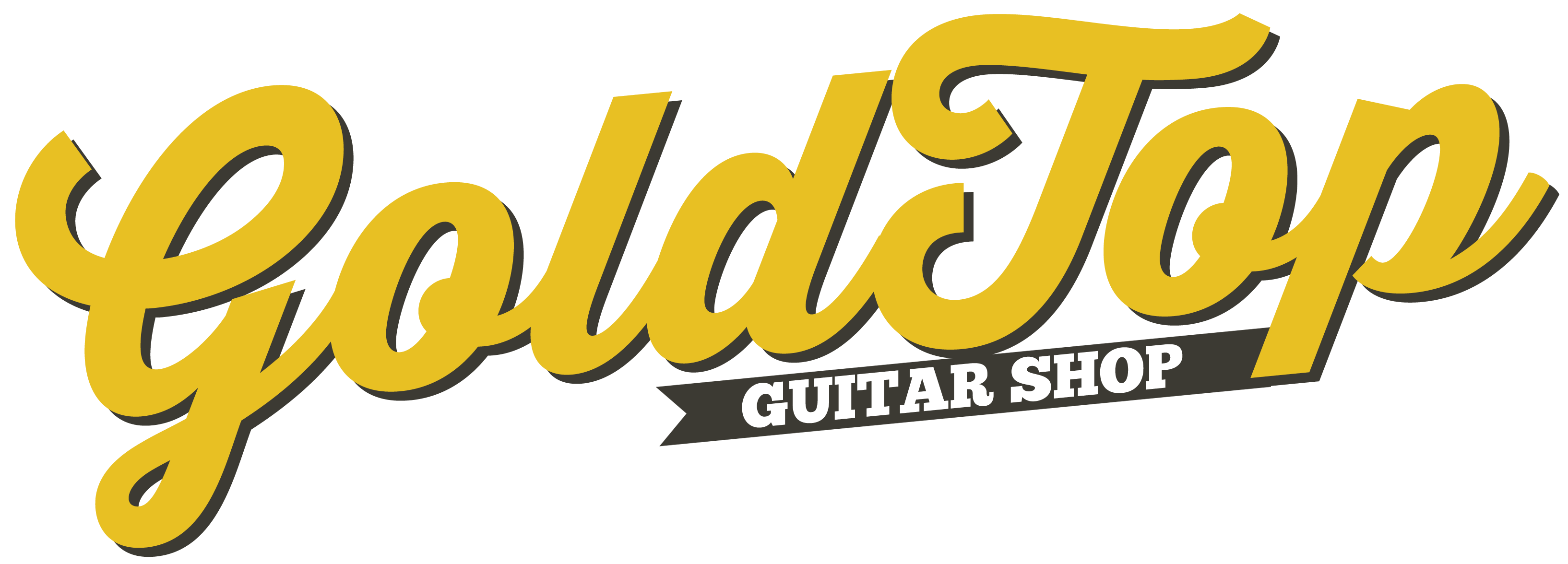 Gold Top Guitar Shop